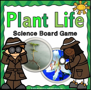 Plants Activity: Plants Game