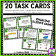 Life Cycles Unit:  Plants Life Cycle and Needs Task Cards