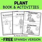 Mini Book and Activities - Plants