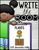 Plants Write the Room Center