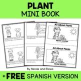 Plants Book Activity