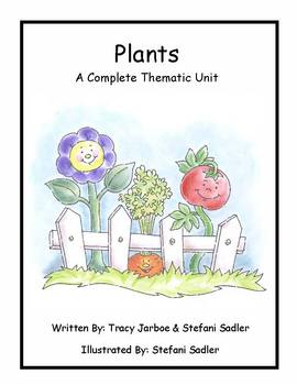 Plants: A Complete Thematic Unit