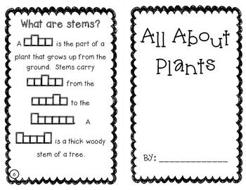 Plants!  A PebbleGo resource