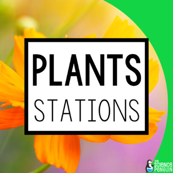 Plants Stations: A Big Science Stations Unit