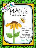 1st Grade Plants ~ A Science Unit