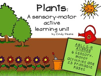 Plants: A sensory-motor active learning unit