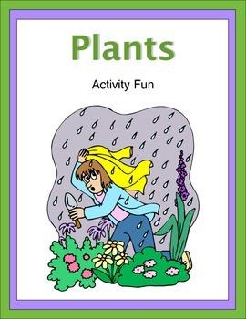 Plants Activity Fun
