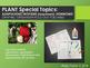 Plants Adaptations, Tropisms, Hormones Graphic Organizer Foldable for INB