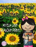 Plants -An ELA Nonfiction Unit with Interactive Notebook a