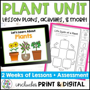 Plants: A Unit All About Plants