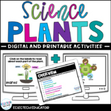 Science - Plants - Anchor Charts and Presentation