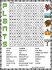 Plants & Animals Word Search