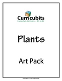 Plants Art Bundle | Themed Scripted Afterschool Activities
