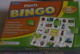 Plants Bingo