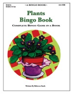 Plants Bingo Book