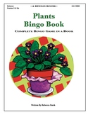 Plants Bingo Books