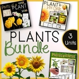 Plants Bundle Units – Life Cycle of Plants, Photosynthesis