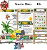 Plants Bundle - No Prep! -  PDF, PPT, SMARTboard File, Science Education