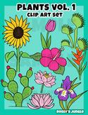 Plants Clip Art Vol. 1