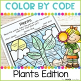Plants Color by Code