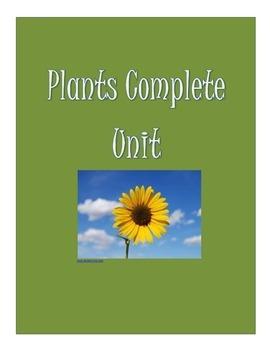 Plants Complete Unit