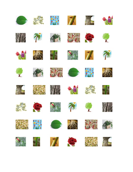 Plants Connect the dots Squares game