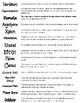 Plants Cut-n-Paste Vocabulary