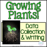 Plants Spring Graphing and Writing Activities