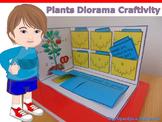 Plants Diorama Craftivity