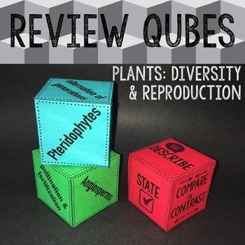 Plants: Diversity & Reproduction Review Qubes