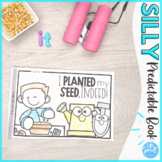 Plants - Emergent Reader - Leveled Mini-book PreK, Kinderg