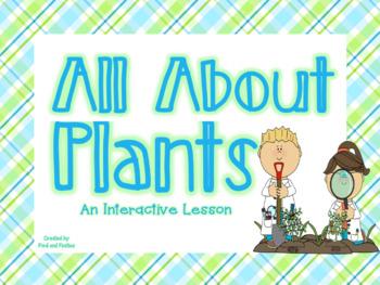 Plants Introduction Lesson: All About Plants!