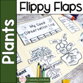Plants Activities Interactive Notebook Lapbook