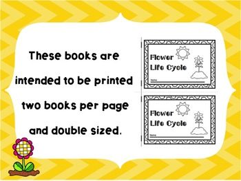 Plants: Flower Emergent Reader 3-Pack