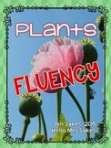 Plants Fluency and Comprehension Practice
