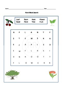 plants fruits flowers worksheets for grade 1 by rituparna reddi. Black Bedroom Furniture Sets. Home Design Ideas