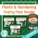 Plants & Gardening Poetry Pack **BUNDLE**