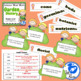 Plants Glossary: Literacy Station combining Science and Li