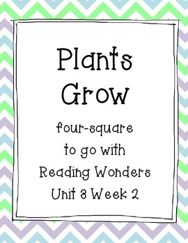 Plants Grow Four Square