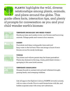 Plants Handbook