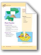 Plants Have Parts: Center Activity