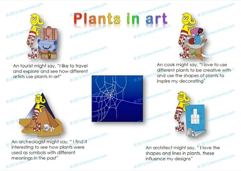 Plants In Art