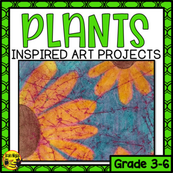 Plants Inspired Art Projects