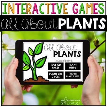 Plants Interactive Game