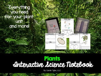 Plants Interactive Science Notebook