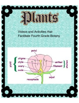 Plants - Internet Discoveries to Scaffold Learning