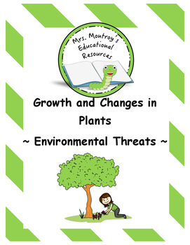 Plants Lesson 10 - Environmental Threats