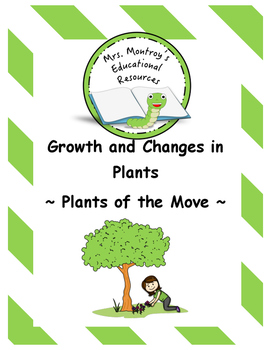 Plants Lesson 6 - Plants on the Move