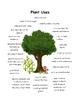 Plants Lesson 7 - Plant Uses