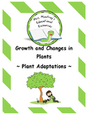 Plants Lesson 8 - Plant Adaptations